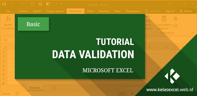 Data Validation Excel - Cara Membatasi Isi Cell di Excel