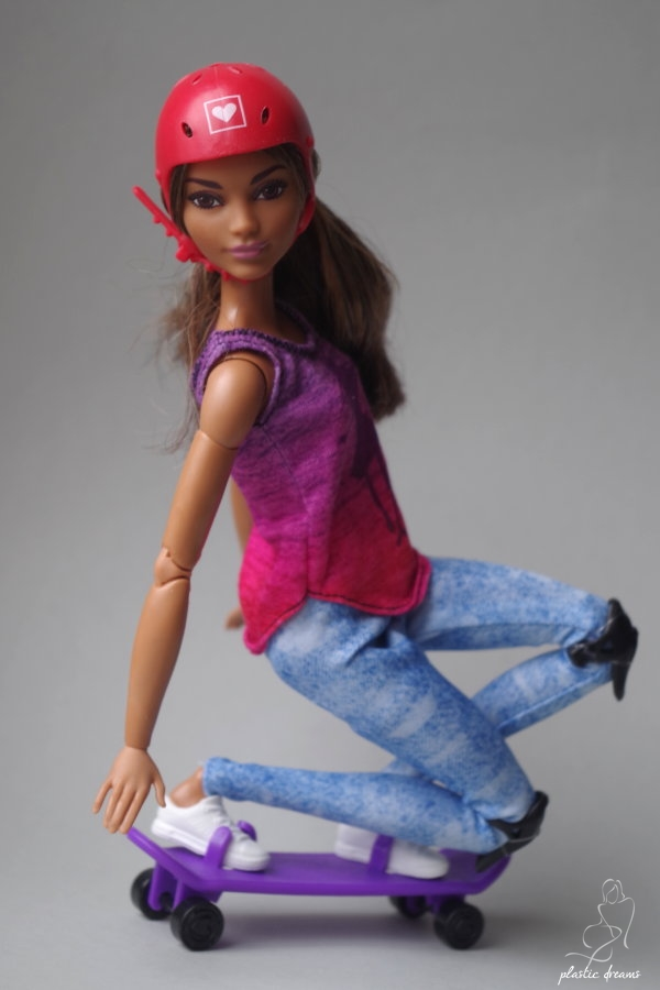 skateboarder barbie