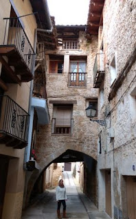 Casa de la Calle Villanueva de Beceite.