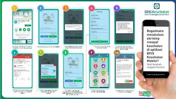 Cara Daftar Aplikasi Mobile BPJS Kesehatan