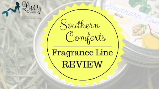Southern Comforts - A Fragrance Line with Southern Charm