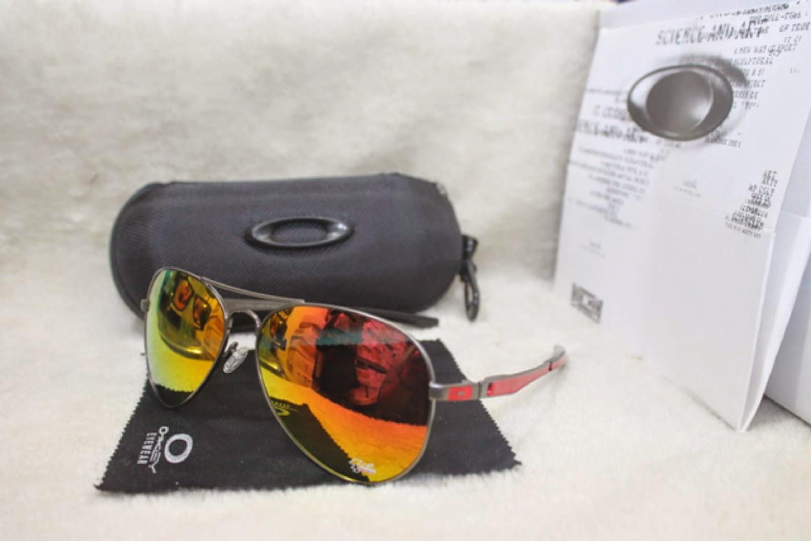 warna   biru. Kacamata Oakley Daytona 004 Fire 44b8a420c6