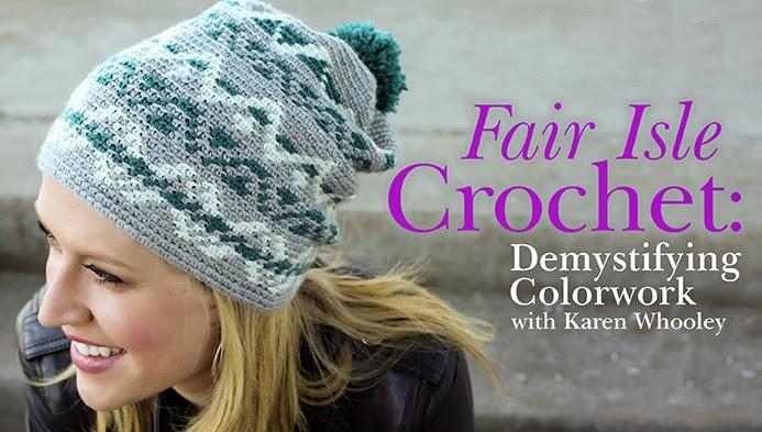 Fair Isle Crochet patterns