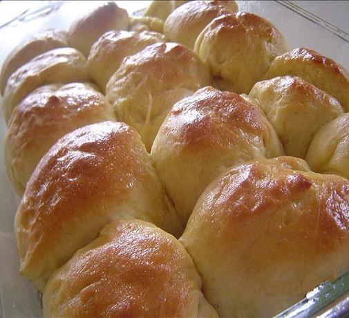 Dinner Rolls (Bread Machine)
