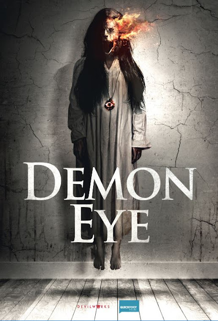 Demon Eye Poster