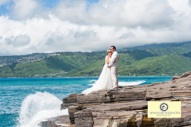 wedding photography Oahu, Hawaii