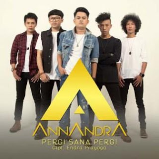 Lagu ini masih berupa single yang didistribusikan oleh label Nagaswara Lirik Lagu Pergi Sana Pergi - Annandra