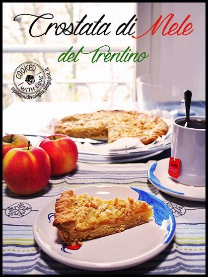 Ricetta Crostata di mele del Trentino Bimby