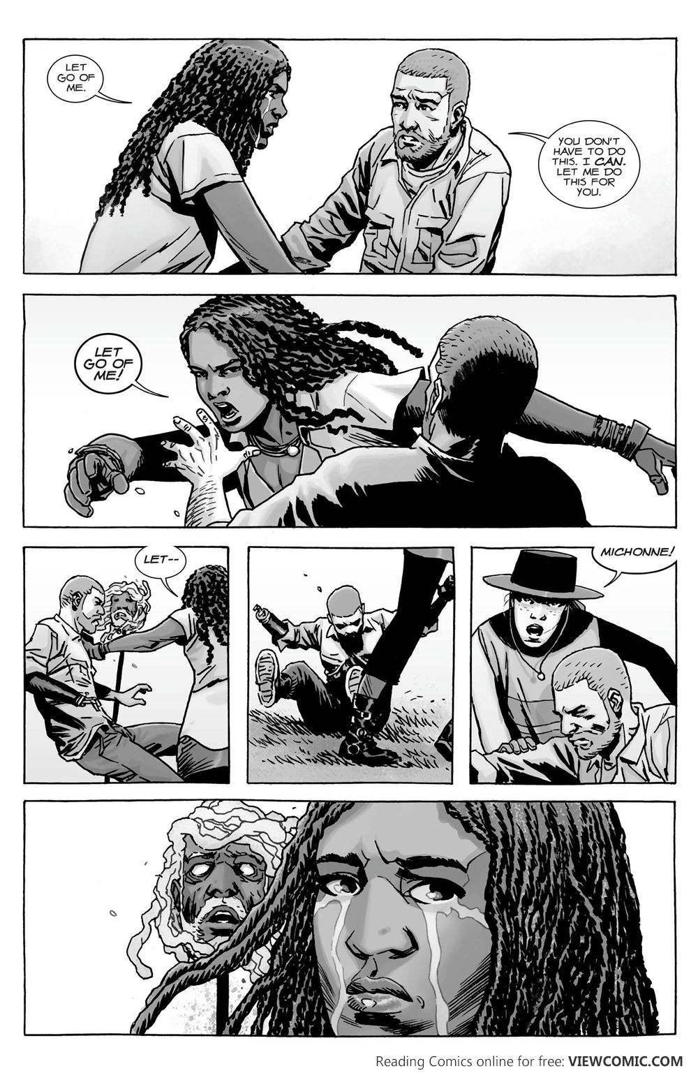 DOWNLOAD THE WALKING DEAD COMIC EPUB