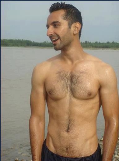 Nude indian men
