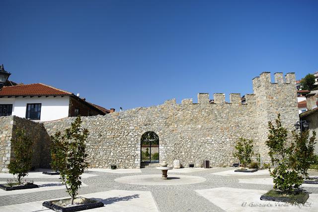 Puerta Baja de Ohrid - Macedonia por El Guisante Verde Project