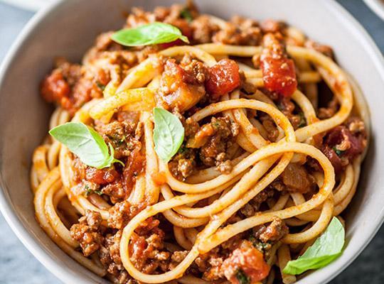 Neroarena How To Make Spaghetti Bolognese