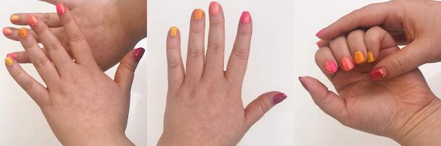 Instagram Rainbow Nail Trend 2018