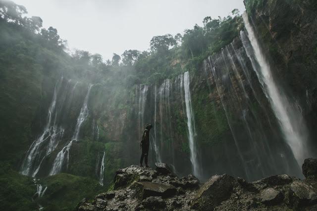 Air Terjun Tumpak Sewu, Lumajang, Jawa Timur