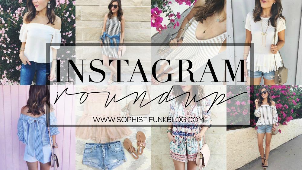 Instagram Roundup: Part One