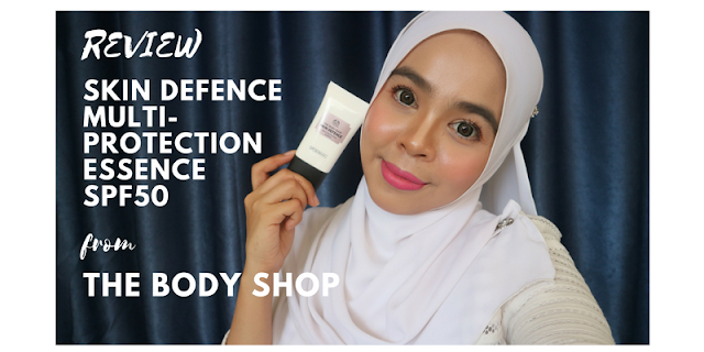 Skin Defence Multi-Protection Essence SPF50