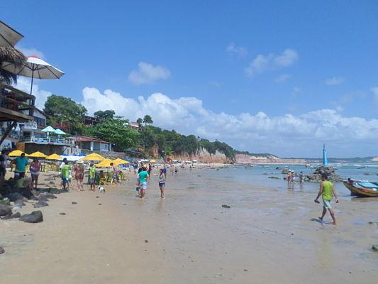 dicas viagem praia de pipa