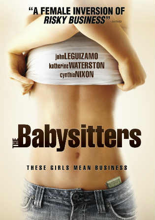 The Babysitter 2017 WEB-DL 250MB English Movie 480p Watch Online Full Movie Download bolly4u