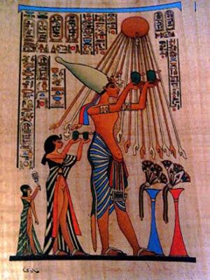 Akenathon, faraó, egiptologia, antigo egito, extraterrestre, história, mistérios