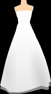 Brautkleid A-Form