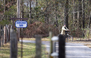 Overcomer Ministry in Walterboro, home to around 70 residents, is where 84-year-old Ralph Gordon Stair was arrested on sex assault charges Dec. 18 while authorities searched the compound. Grace Beahm Alford/Staff