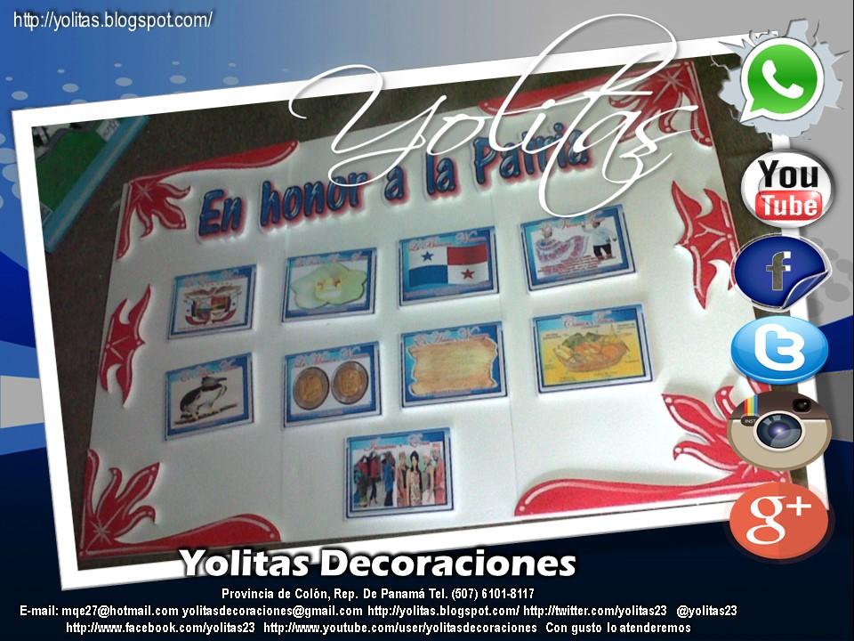 Yolitas Decoraciones Murales Para Centros Educativos Panama