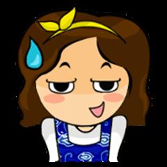 Witty Girl: Macha 2