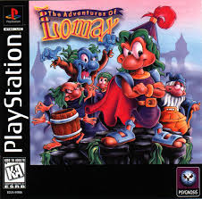 ROMs - The Adventures of Lomax (Português) - PS1 - ISOs Download