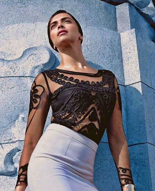 Deepika Padukone Spicy Hot Photoshoot for Femina Magazine August 2017