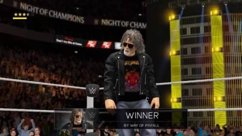 Argy-WWE 2K17