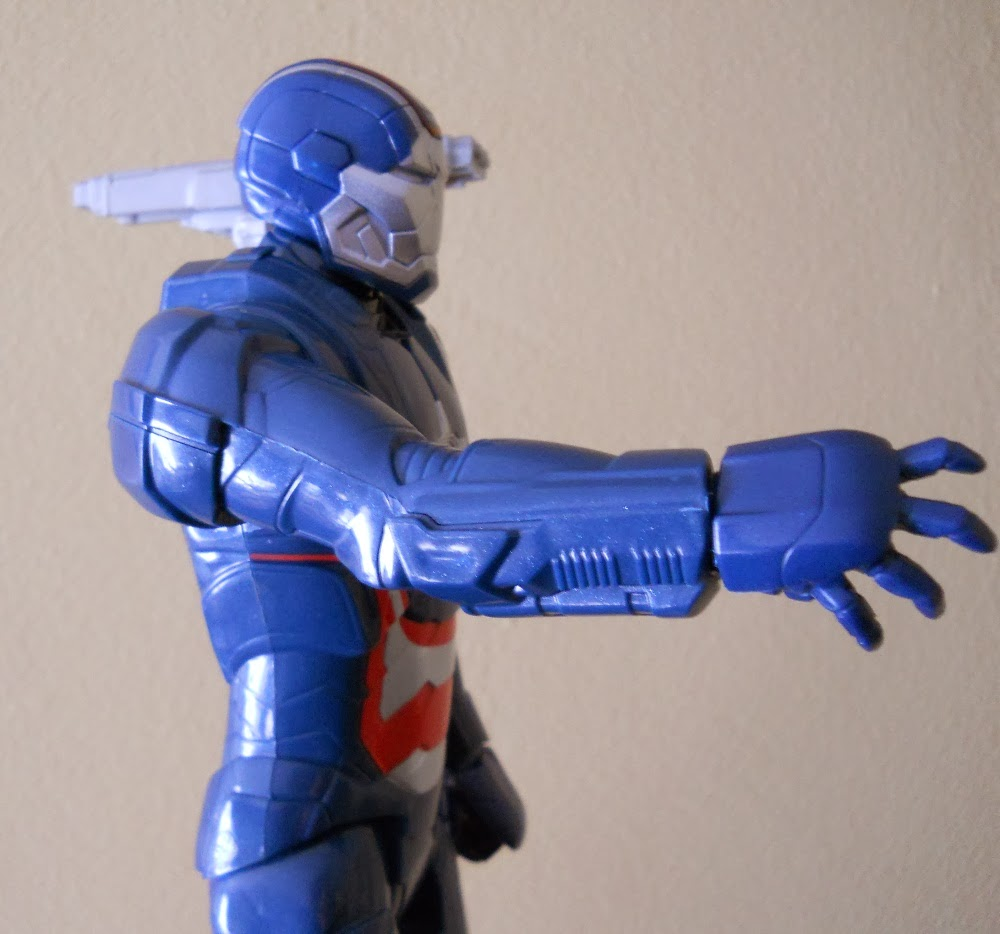 action figure iron patriot