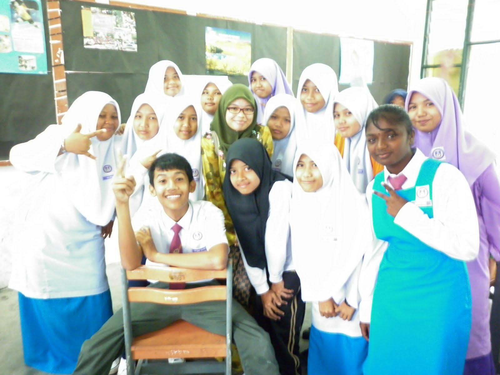 Geng budak sekolah malay - 3 9
