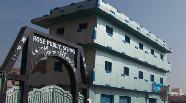 haunted Rose public school in darbhanga, bihar