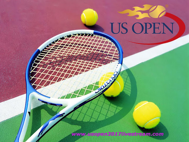 US Open tennis 2017 live stream tv channels broadcast coverage