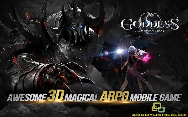 Goddess: Primal Chaos Hileli Mod APK v1.81.25.040200