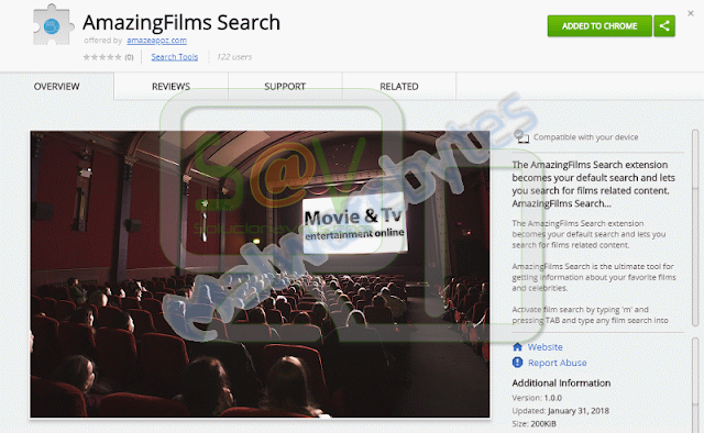 AmazingFilms Search