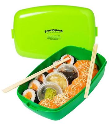 Frozzypack II Lunchbox