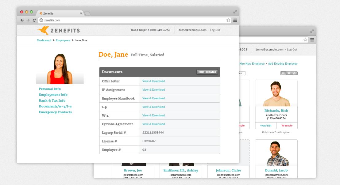 SaaS新創個案,Zenefits推出2年市值就破45億美元