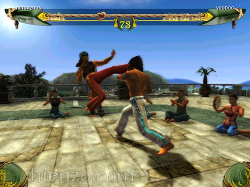Martial Arts Capoeira (2)