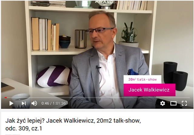 Jacek Walkiewicz u Jakóbiaka