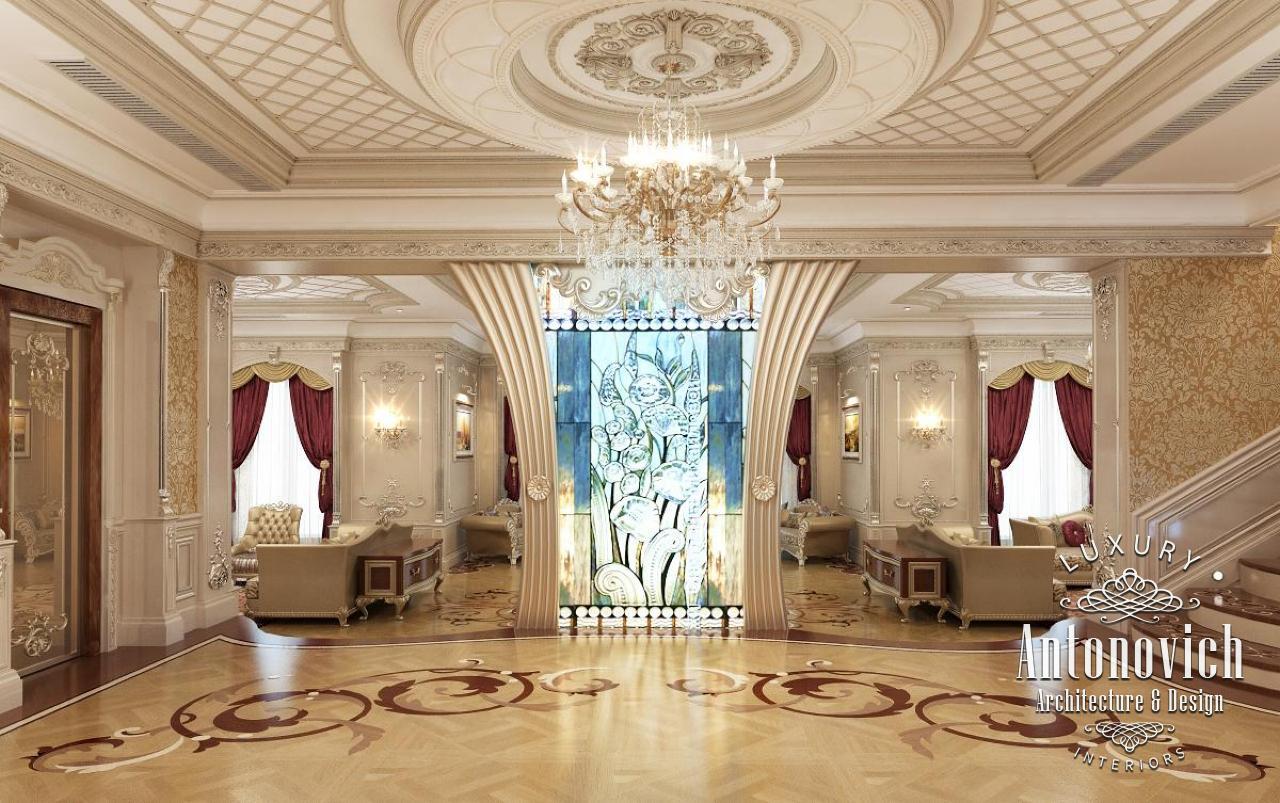 Panel Atau Panneling Interior Dinding Hotel Apartemen Perkantoran Gaya Minimalis Moderen Klasik