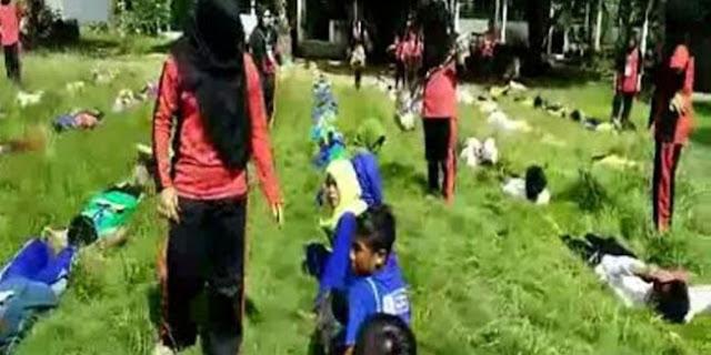 Sebarkan!! Praktik Perpeloncoan di SMKN 1 Karossa Terekam Video