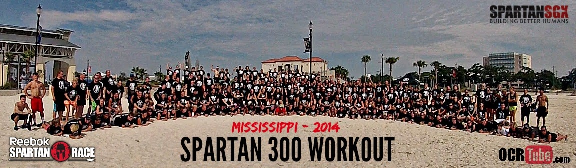Spartan Workout Tour