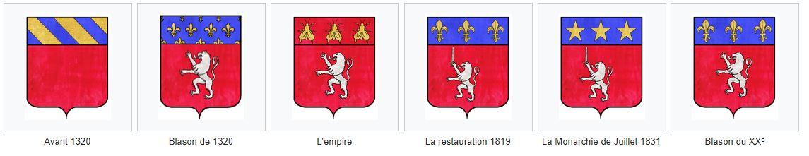 blason de Lyon