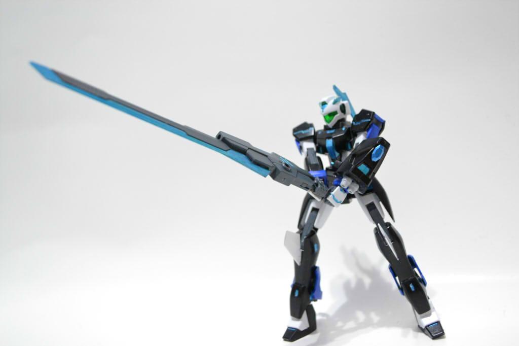 Custom Build 1 144 Gn Archer Quot Mikazuchi Quot Meteor Hopper Custom Quot Matsukaze Quot Gundam Kits