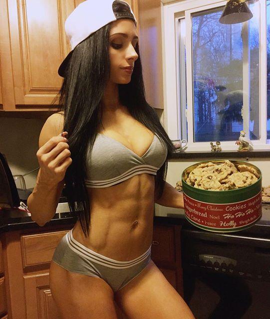 Fitness Models Amber Callahan Instagram