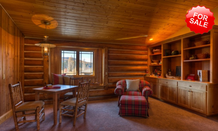 Luxury Log Homes And Luxurious Living January 2012