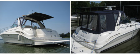 Boat Canvas Replacement Options For Your Boat Sureshade
