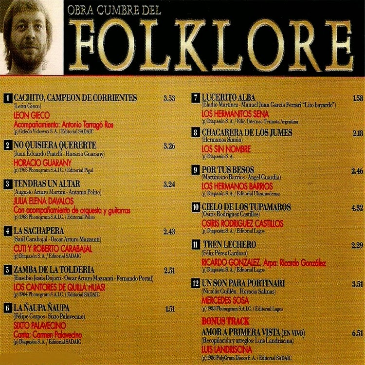 obras cumbres del folklore 21 descargar gratis mp3