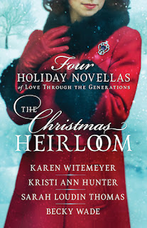 The Christmas Heirloom cover